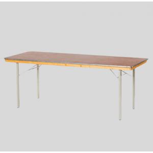 Tafels 170 x 80 cm (hout)