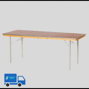 Tafel 200 x 80 cm (hout)