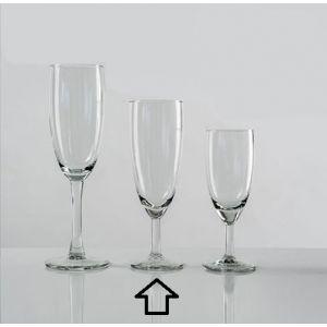 Krat Champagne Flutes Gilde 24st