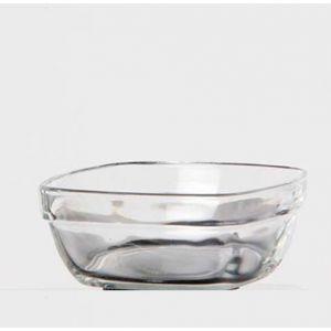 Glazen schaaltje (11 X 11 cm)