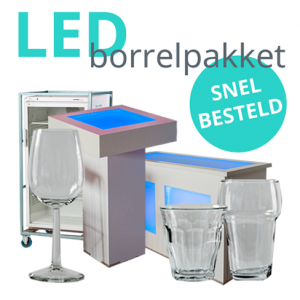 LED borrelpakket