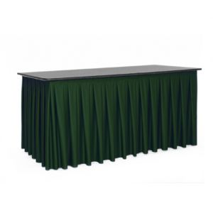 Tafelrok (N) Groen 580 cm