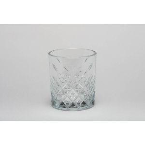 Krat Tumbler Glas met Motief 35,5cl (24st)